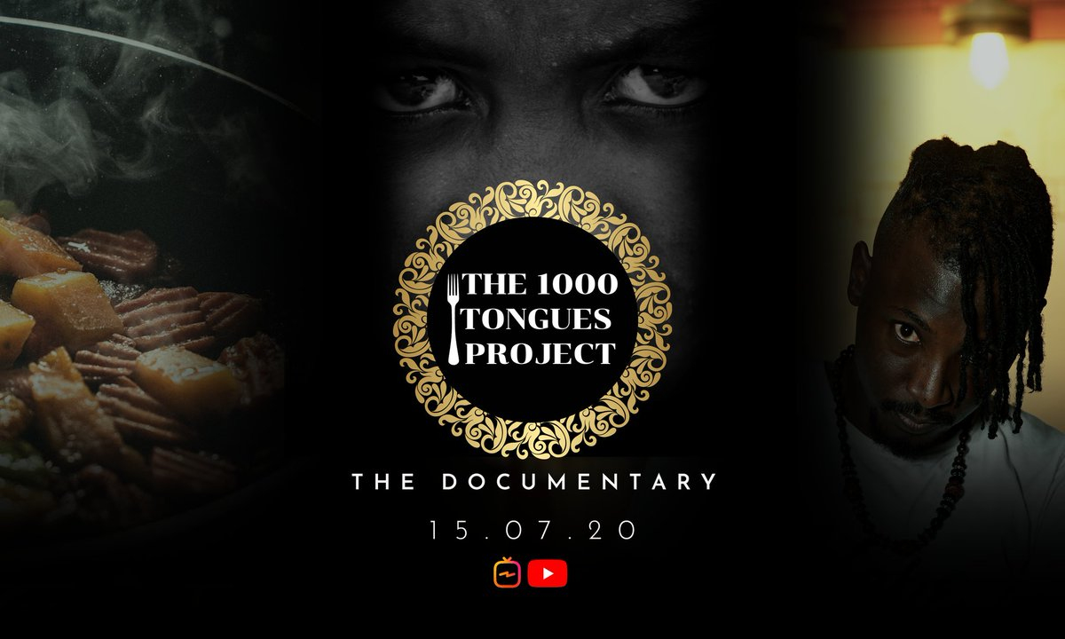 The Documentary @1ktongues will go live Thursday 15.07.20 #the1000tonguesproject #hopeisalive #seedsofhope #charity #love https://t.co/LgB0Y0RV4b