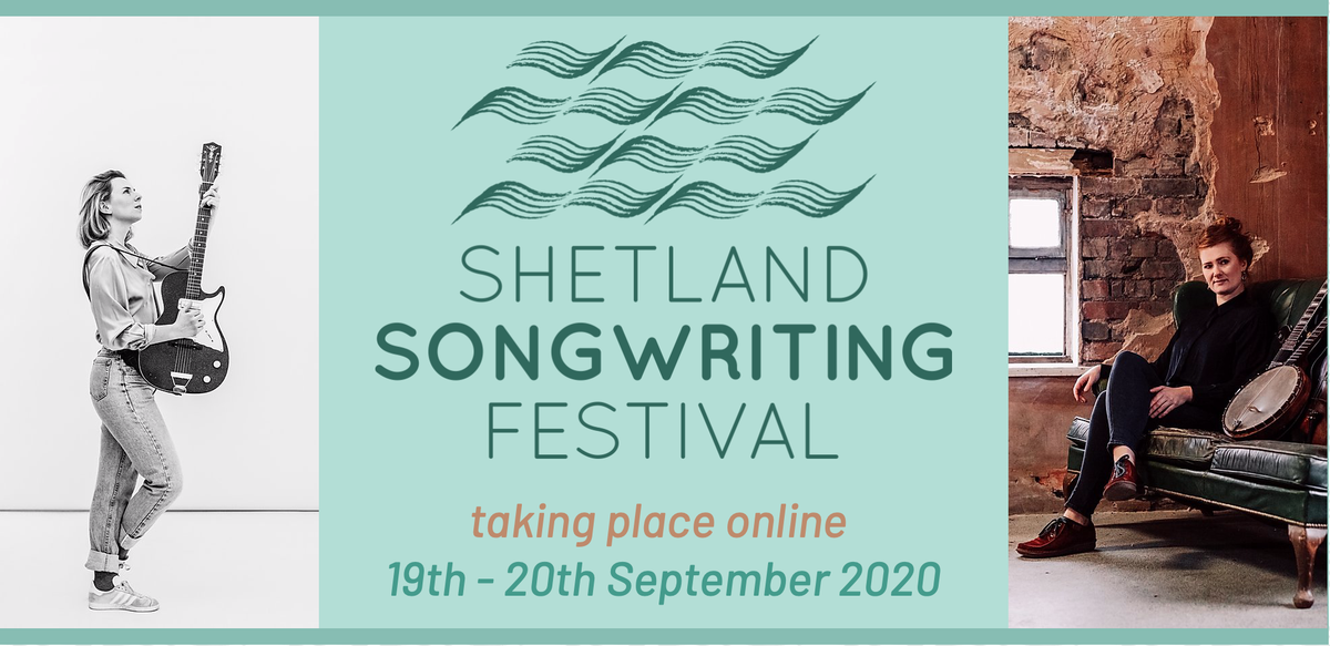 15 places left at the online Songwriting Festival! Early bird tickets available until 10th August. More info, schedule, prices etc here shetlandsongwritingfestival.com @readHannah @RowanRheingans