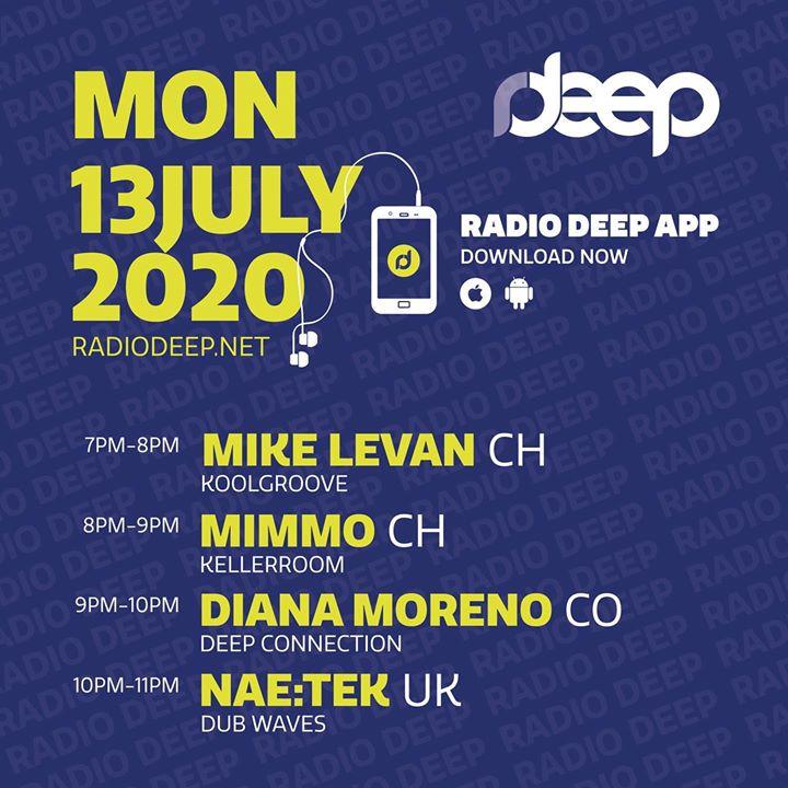 Radio Evening Schedule 13.07.2020 - https://t.co/wk4sWlSxM9  #radiodeep #houseradio #housemusic #radio #deephouse #welovedeep #radioshow #deep #music #dj #mixtape #onair https://t.co/TJ5QBPZgeg