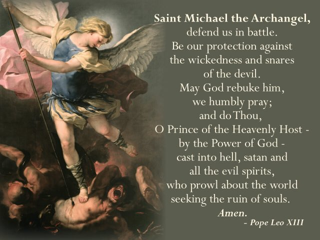 Love St. Michael!