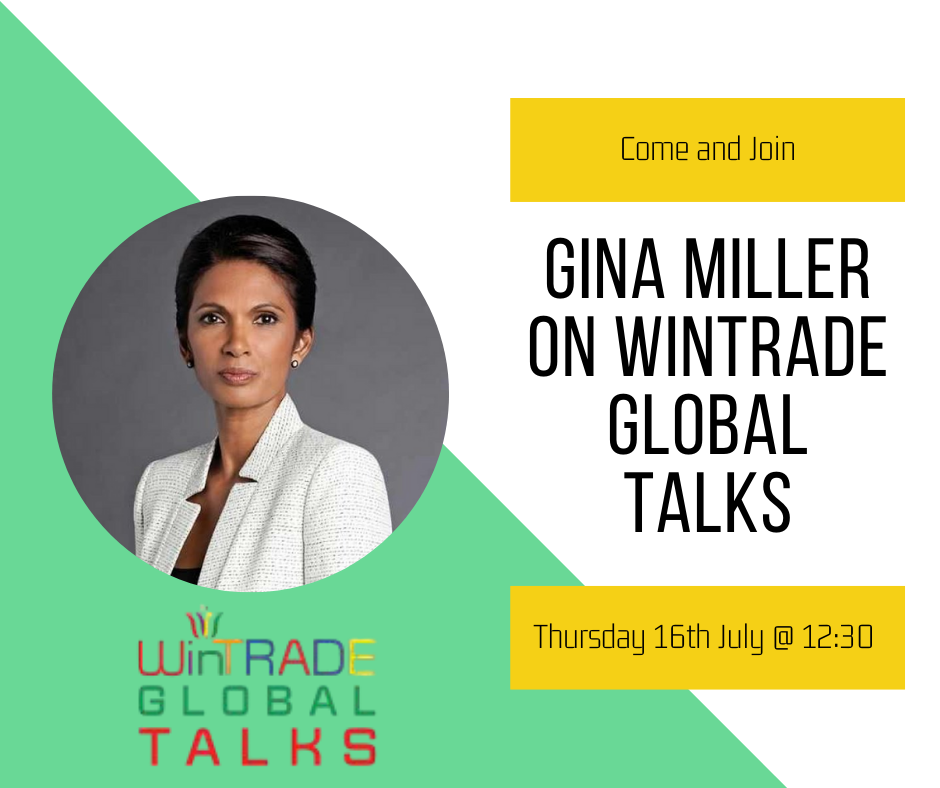 This week's speaker is a focused and strategic activist and business woman ... have you guessed who it is ... Gina Miller👏  Don't miss out on this amazing talk! Book your place now: https://t.co/JFysIk2Sao  #wintradeglobaltalks #entrepreneurinspiration #femaleentrepreneur https://t.co/R3kMfSUXJQ