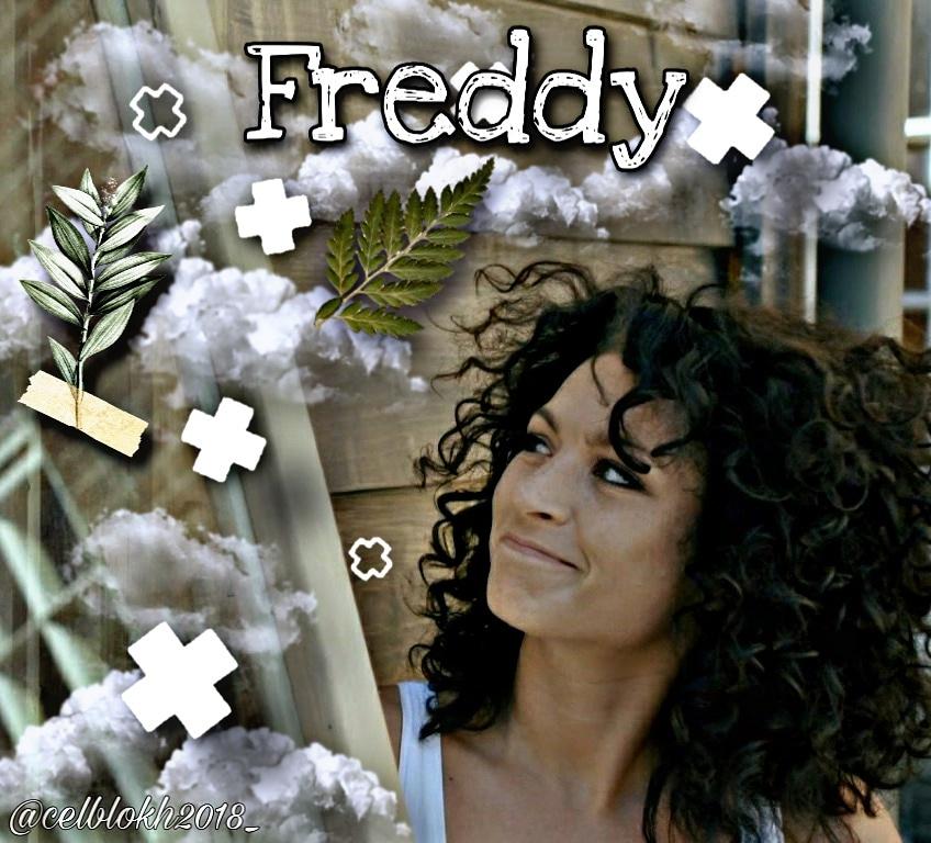 Dit keer een edit van Freddy uit Celblok H! De rol word gespeelt door Eva van de Wijdeven. Wat vinden jullie van de edit? #celblokh #freddyhendriks #evavandewijdeven #neweditpic.twitter.com/8knlOIqCO8