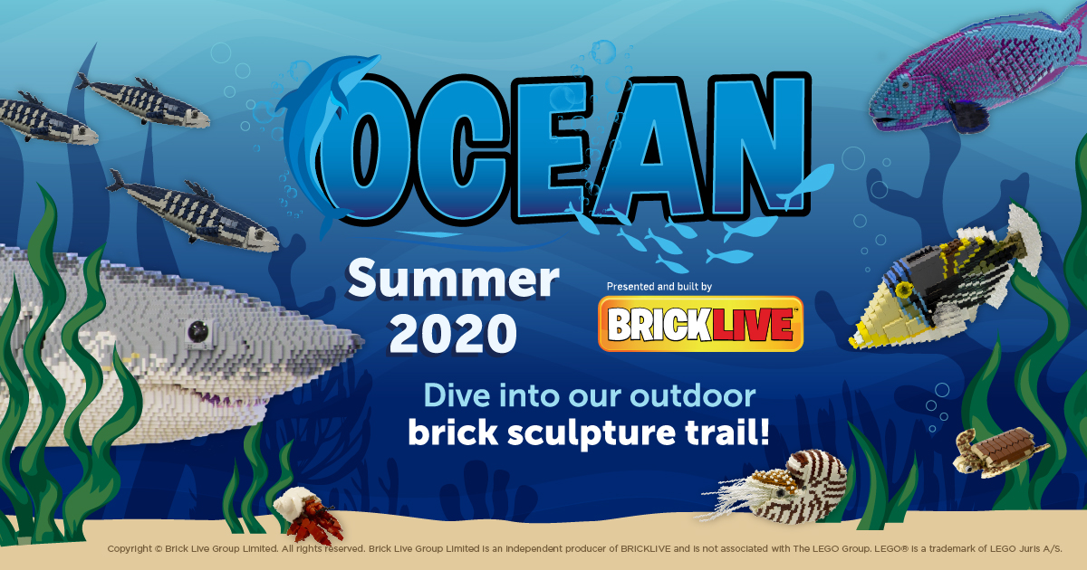 You guessed it!   We've got a sofishticated summer for you…  BRICKLIVE Ocean is bringing over 50 incredible brick sculptures to Bristol Zoo!  Discover fascinating species from across the world's oceans.  Book online in advance and dive in! http://bristolzoo.org.uk/whats-on/bricklive-ocean-sculpture-trail …pic.twitter.com/2E8MENxHaR