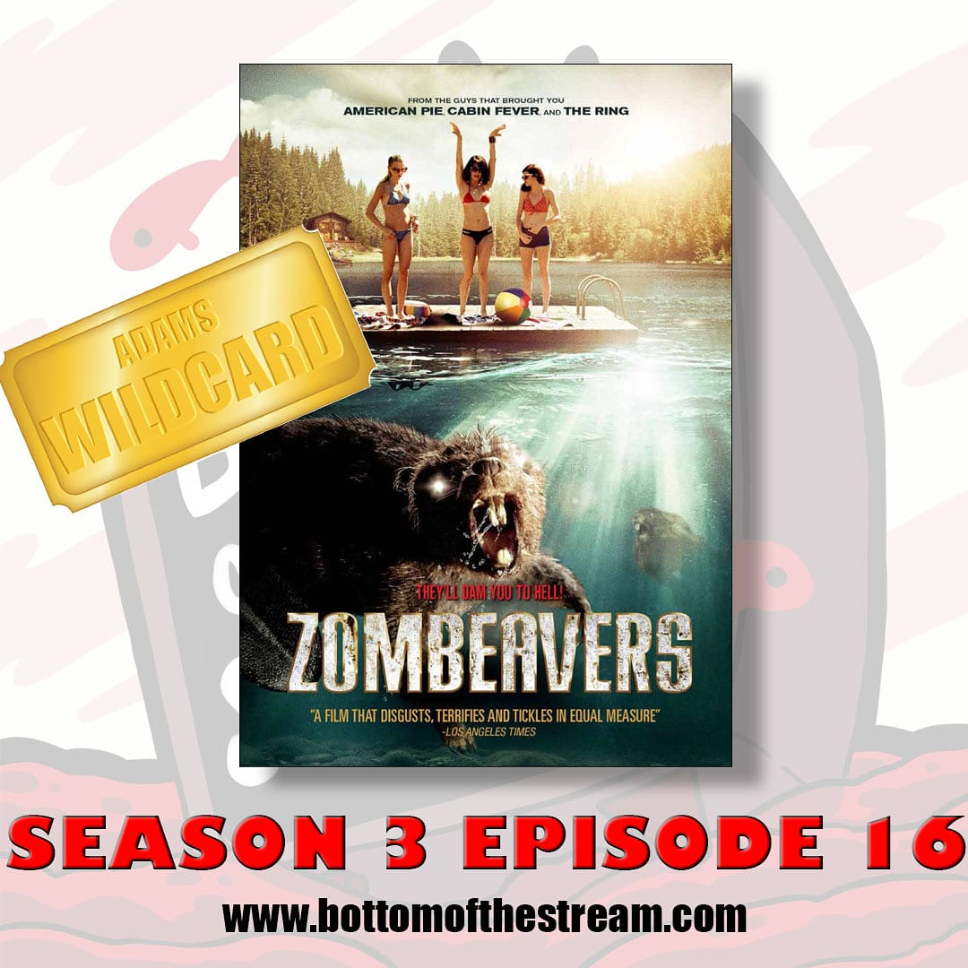 #zombies + #beavers = #zombeavers. Adam played his wildcard this week and picked this. Find out what we thought at https://t.co/Rs09mNAt9K or any podcast app #Netflix #netflixmovies #netflixreview #movies #MovieReview #film #filmreviews #podcasting #podcasts #podcastlife #podcast https://t.co/aGQTe2UekR