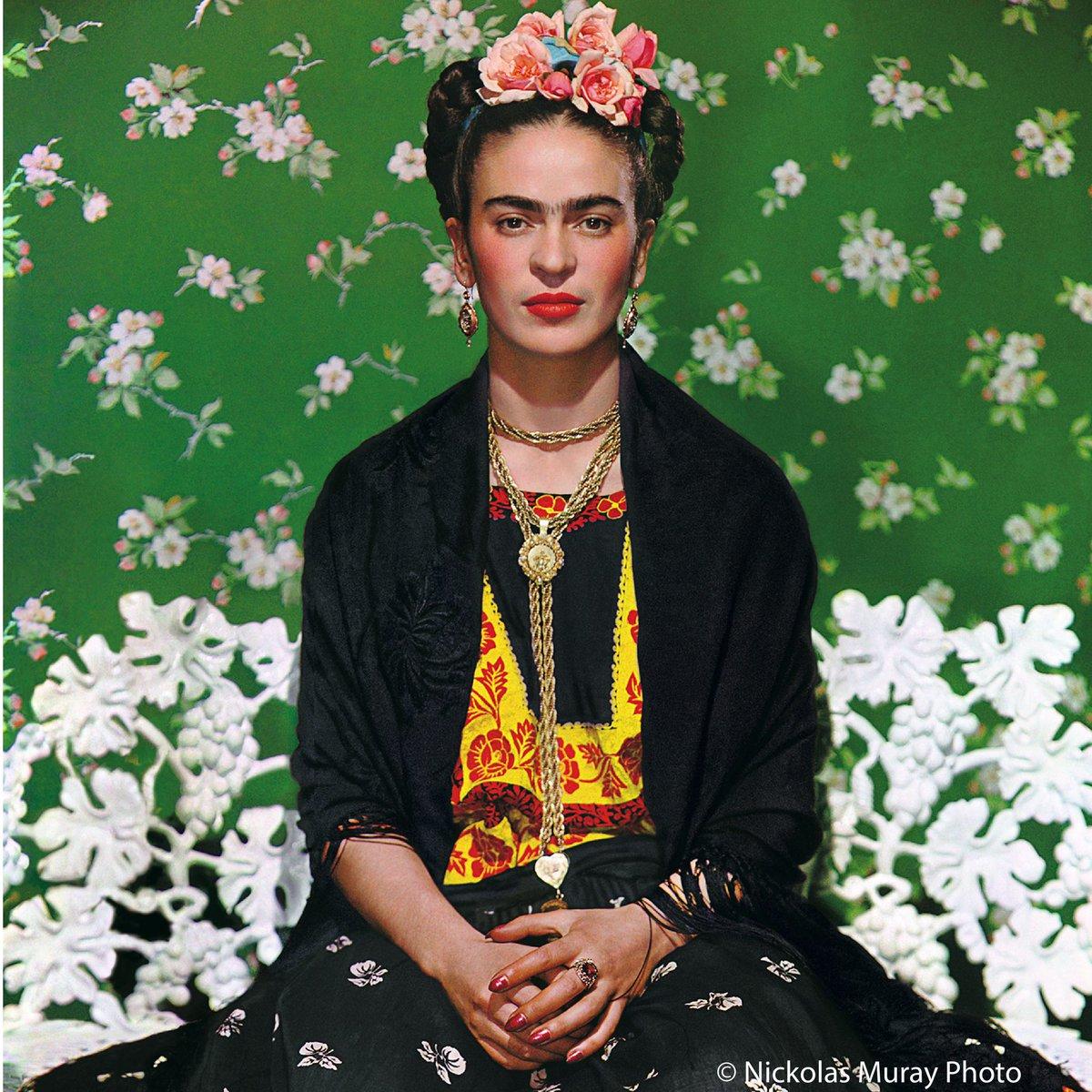 #FridaKahlo