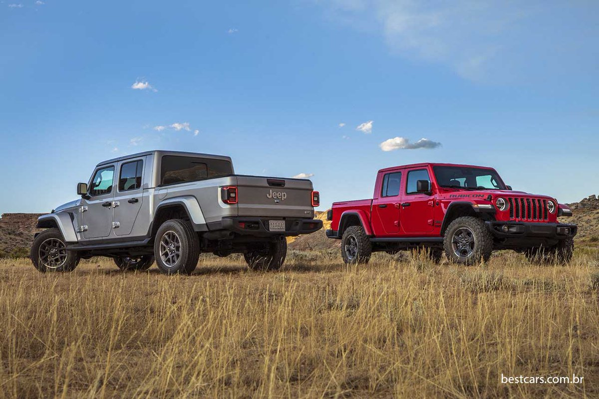 Picape #Jeep #Gladiator esbanja torque com motor turbodiesel   https://bestcars.uol.com.br/bc/informe-se/noticias/jeep-gladiator-esbanja-torque-com-motor-turbodiesel/…pic.twitter.com/AtJklvpnHm