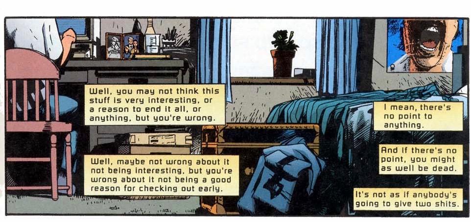 Random Sandman #3129. #Sandman #NeilGaiman #Morpheus #Dream #Endless https://t.co/5rrUMoVAbC