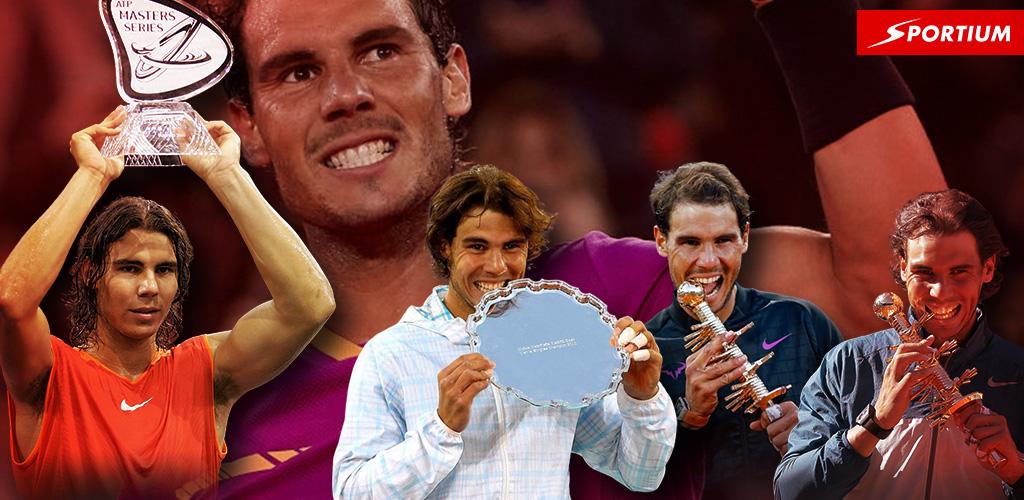 Rafa Nadal, vencedor de 19 #GrandSlam, jugará el Mutua Madrid Open en septiembre.  #Nadal venció en #Madrid en 5️⃣ ocasiones, en 2005, 2010, 2013, 2014 y 2017 🏆 ¡Ya queda menos! https://t.co/jOboGd2owM