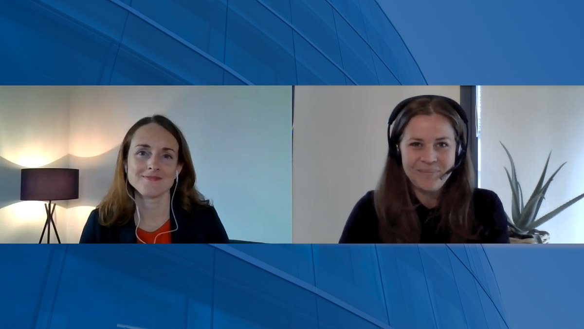 "Ms Emily Munro, Head of Strategic Anticipation, GCSP discusses ""Strengthening Prevention with Better Anticipation: COVID-19 and Beyond"" where she looks at 3 different case studies: the #Sahel, the #Arctic and #COVID19. 📽️ Watch the video interview here: https://t.co/8rQDCGfZj0 https://t.co/3skYzTFEYV"