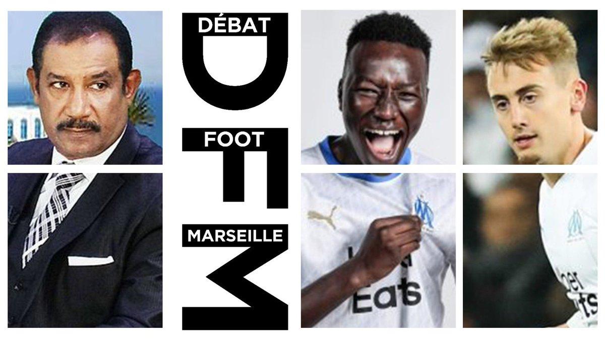 🔥DEBAT FOOT MARSEILLE en Live en 17h30 avec @MouradAerts @FilholNicolas et @charles_debono !  Au sommaire : #VenteOM, Mercato malin avec 0€ et le chantier du milieu de terrain 🔵⚪️ #TeamOM #MercatOM https://t.co/F0HBh5BmDs