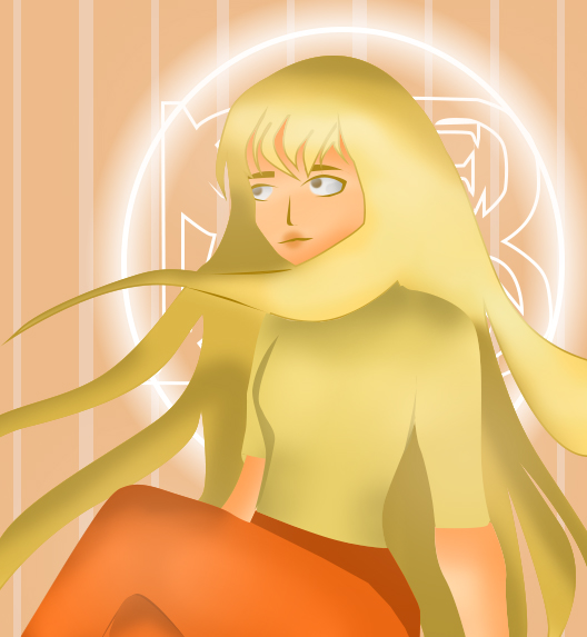 because of my love for the color yellow, here is the new born baby girl! Her name is Sol~  #artph #art #ArtistOnTwitter #digitalart #digitalartworkpic.twitter.com/PO02NyIobi