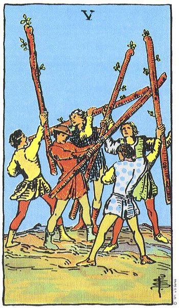 Today's card. If conflict was unsafe growing up, if it never led to anything restorative, you may have learned to repress your needs to avoid it. But conflict occurs naturally among people who are in touch with their vast & varying wants & needs. It doesn't need to be dangerous. https://t.co/hxzZSqxAg3