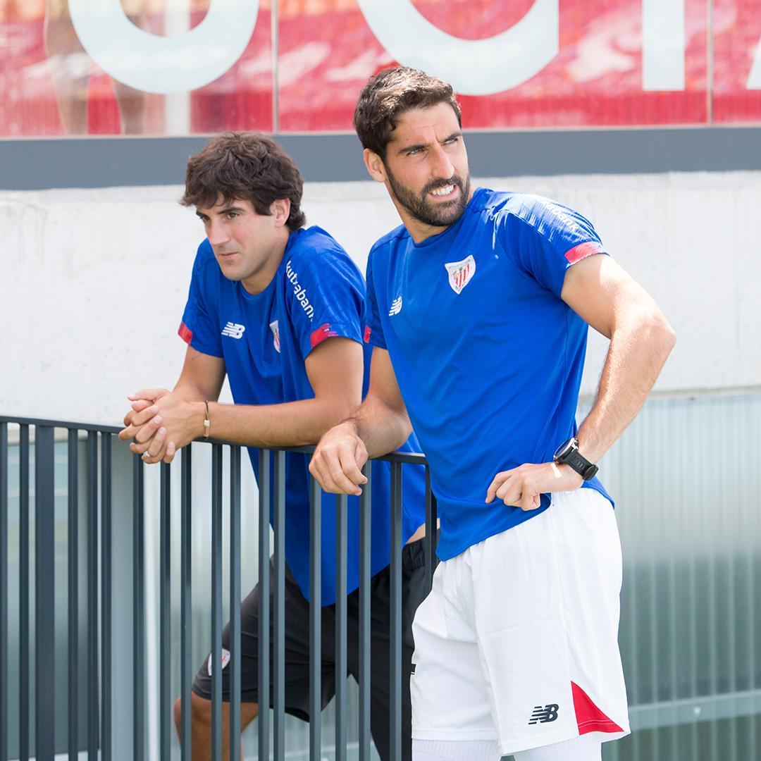 📽️ The moments before a key match in @LaLiga 🆚 @LevanteUD 📍 La Nucía (Alicante) #LevanteAthletic #AthleticClub 🦁