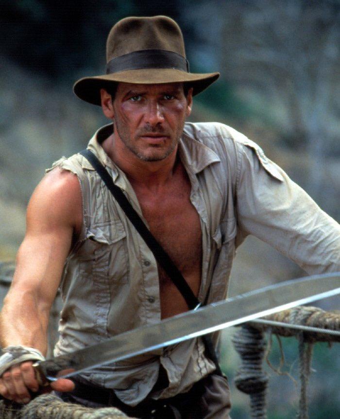 #TalDiaComoHoy hace 78 años nacía el actor estadounidense Harrison Ford. No tiene Oscars, pero lo q nos ha entretenido este hombre #StarWars #bladerunner #IndianaJones #FelizLunes @DiasDeCine @GerardoQuietMan #13Julio https://t.co/MtzMtkyN4L