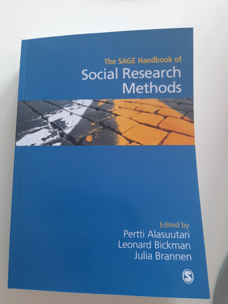Some 'light' #Covid_19 reading. This is the product of my wild Friday night in! 🙄  #socialscience #methods #research https://t.co/4YfZ8BI1Xy