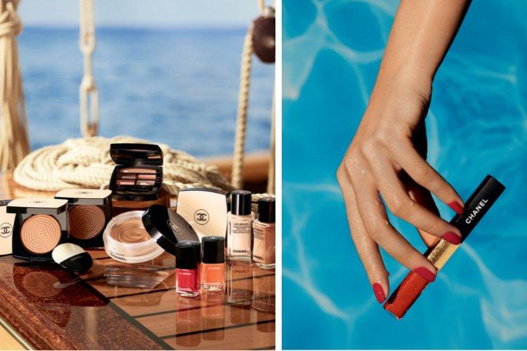 #NEWSBEAUTE Découvrez la #collection #été #Chanel #Beauté 2020 ! Des #cosmétiques frais et #colorés pour un été sublime à défaut d'un #printemps où les sorties se sont faites rares 💋  Tous les détails 👉