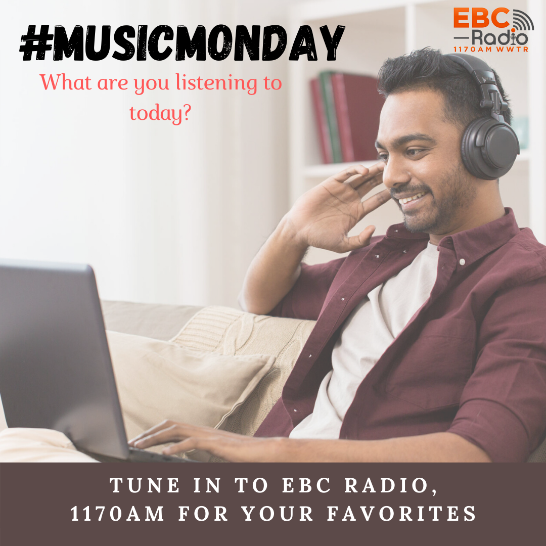 It's #MusicMonday! What are you listening to today? Comment below with your favorite #Bollywood Song! Tune in to EBC Radio to hear all your favorites!  #EBCRadio #EBCRadio1170AM #EBCRadioAapkiChoice #BollywoodMusic #SouthAsian #Indian #IndianMusic #Radiopic.twitter.com/al60Tu8wvL