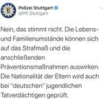 """Image for the Tweet beginning: Wenn die """"Polizei"""" Stuttgart nicht"""