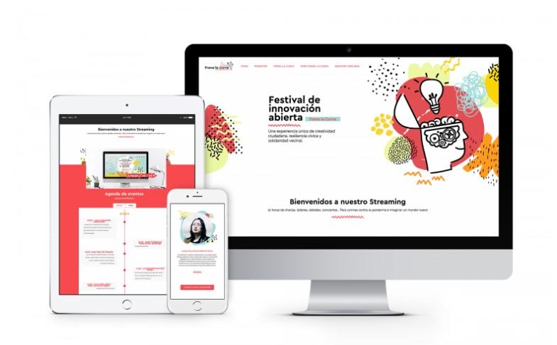 ¿Conocéis @frenalacurva ? Con el lema 'Cuidarse, aprender y compartir', esta plataforma une a profesionales de todo tipo para aportar propuestas post Covid desde distintas vertientes. Hay charlas, talleres e incluso apps que pueden ayudarte en: https://frenalacurva.net/pic.twitter.com/s7mHYBV38M