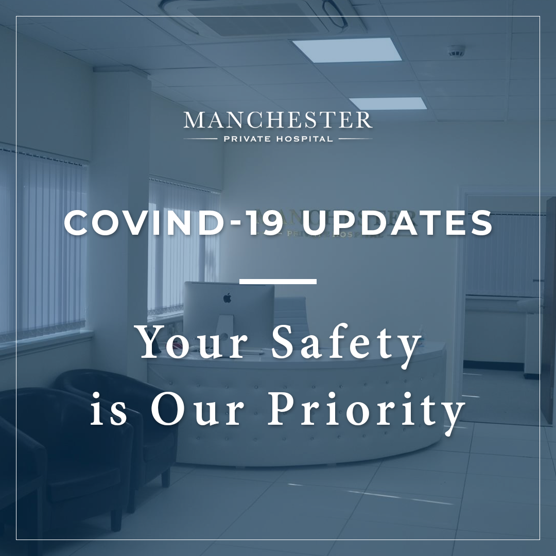 Manchester Private Hospital - COVID-19 updates  We take patient and clinic staff safety as our highest priority! We are working diligently to provide a safe environment for our patients and staff.   Read more https://buff.ly/3fosezT . . #ManchesterPrivateHospital #SafetyFirst pic.twitter.com/fzCuFam0kj