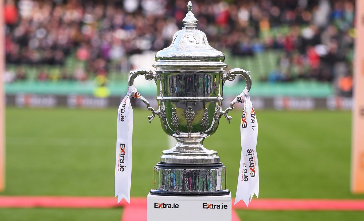 The https://t.co/X9zf94pmtW #FAICup First Round Draw will take place at midday  The draw will be held at FAI HQ, Abbotstown and will be streamed live on the @FAIreland Facebook page ➡️https://t.co/WTAoRLgXK1  #FAICup   #GreatestLeagueInTheWorld https://t.co/RRRCSQFRJx