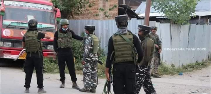 #Breaking: #CASO launched in #Habakadal area of #Srinagar city.  More details awaited..... https://t.co/dR2IcKkAlo
