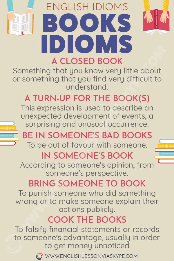 If you like reading - #English #idioms #learnenglish https://t.co/lN63ucwfai