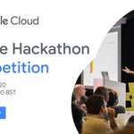 Image for the Tweet beginning: Kaggle Hackathon Competition: A hands-on