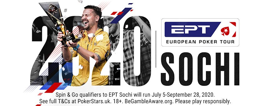 In First Signs of Live Event Revival, PokerStars Spreads EPT Sochi Qualifiers Online http://dlvr.it/RbWC1B  ► http://betbitcoin.pro  √pic.twitter.com/JHXneudRp2