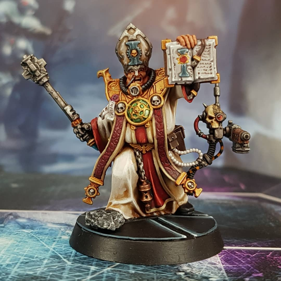 Taddeus the Purifier is here and is really excited to tell you about his new book! #paintingwarhammer #WarhammerCommunity #warmongers #warhammer #warhammer40k #40k #gamesworkshop https://t.co/juAGXy3XDs