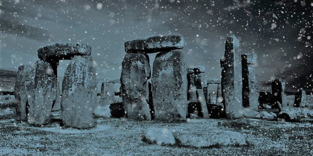 Happy Winter Solstice. ❄️ For Druids and Pagans, Yule is the time of the winter solstice, when the sun is reborn, signifying the return of all new life. https://t.co/6GZU63dgve