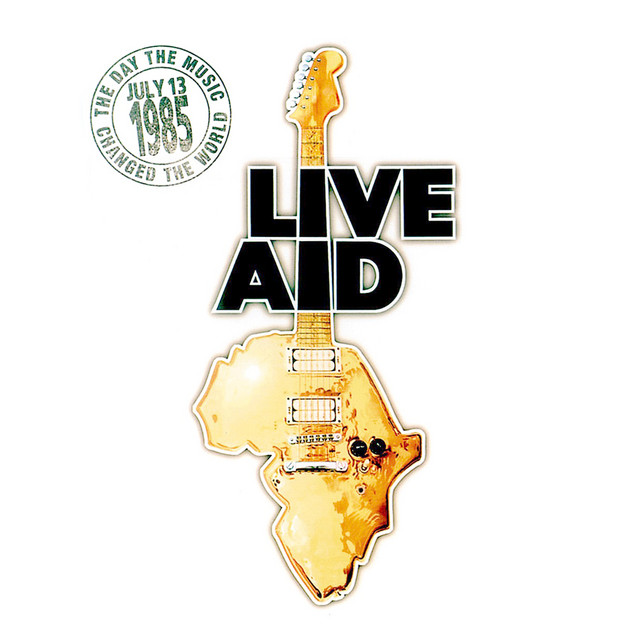 35 years on, relive Live Aid at Wembley 🎤 #LiveAid35 spoti.fi/3eoWbif