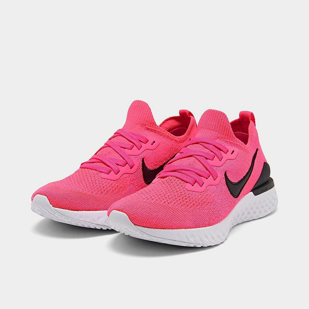 FEW Sizes: $65 Women's Nike Epic React Flyknit 2 on Finishline. Retail $150  https://t.co/giP0aynBT5  #AD https://t.co/uSqRWf0v17