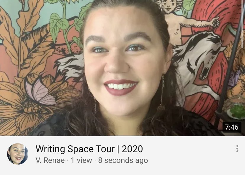 New video is out! Updated writing space tour https://youtu.be/AZH-rillNh0 • #writingspace #writingdesk #desktour #writingprocess #amwriting #indieauthor #yaauthorpic.twitter.com/o16ruoJq62