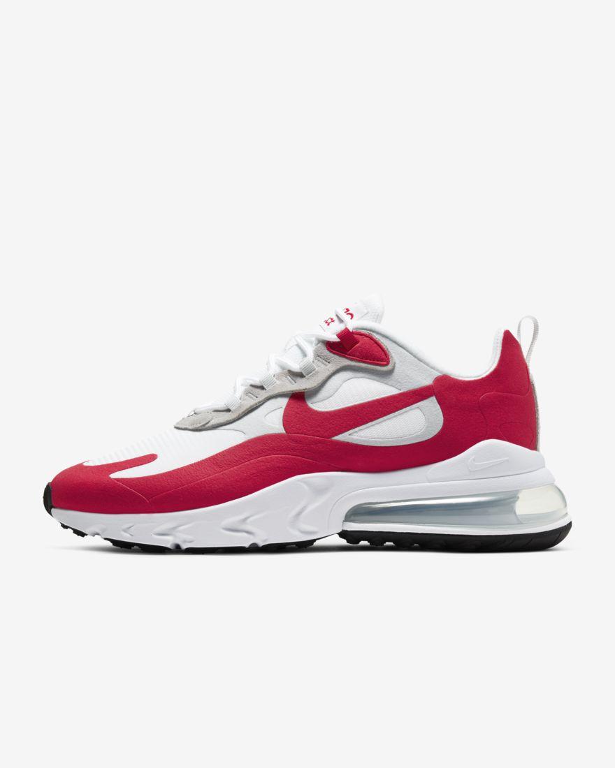 SALE: $127.97 Nike Air Max 270 React on Nike US. Retail $160  https://t.co/Bn7mZ2kAKR  #AD https://t.co/PD0yt6ixl7
