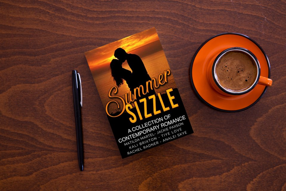 """The stories keep you engrossed and on edge throughout the whole book! Read """"Summer Sizzle"""" now. #romance #erotic #collection  @martelbarrett/ available at Amazon -->"""
