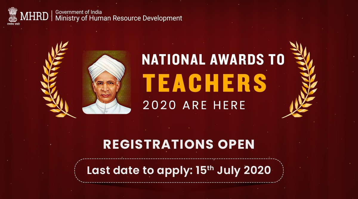 📢Only 2 days to go!  Teachers, have you shared your nomination for National Awards to Teachers 2020? If not, hurry.  Let us know how you are making a positive difference in the lives of your students. Participate now: https://t.co/Bbhlp4G2rC  #NAT2020 https://t.co/amJwltqCIv