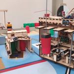 Image for the Tweet beginning: University of Southampton Eurobot 2020