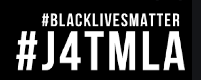 Today, July 13th, is the 7 year anniversary of #BlackLivesMatter, born in #LosAngeles in direct response to the acquittal of #TrayvonMartins murderer. The vision was conceived by @OsopePatrisse @aliciagarza & @opalayo and born out of the struggle of thousands.