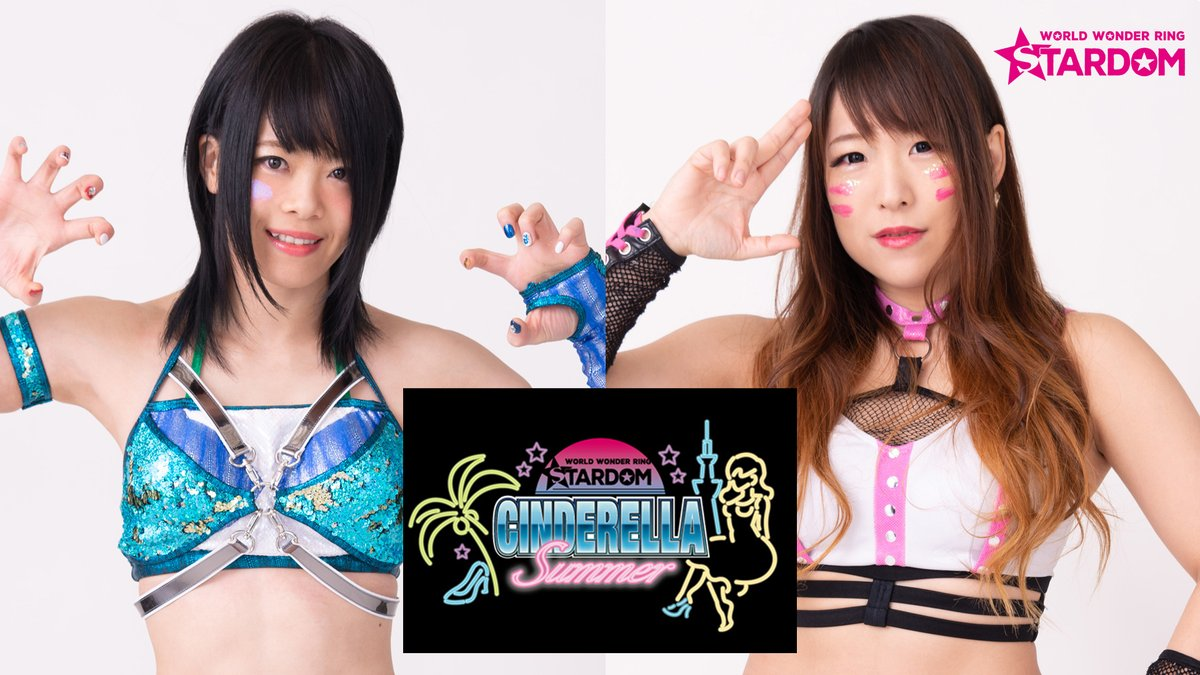 Mayu Iwatani defending her World of Stardom Title vs Jungle Kyona has been officially announced for July 24 in Nagoya! <br>http://pic.twitter.com/3ynOvxPweD