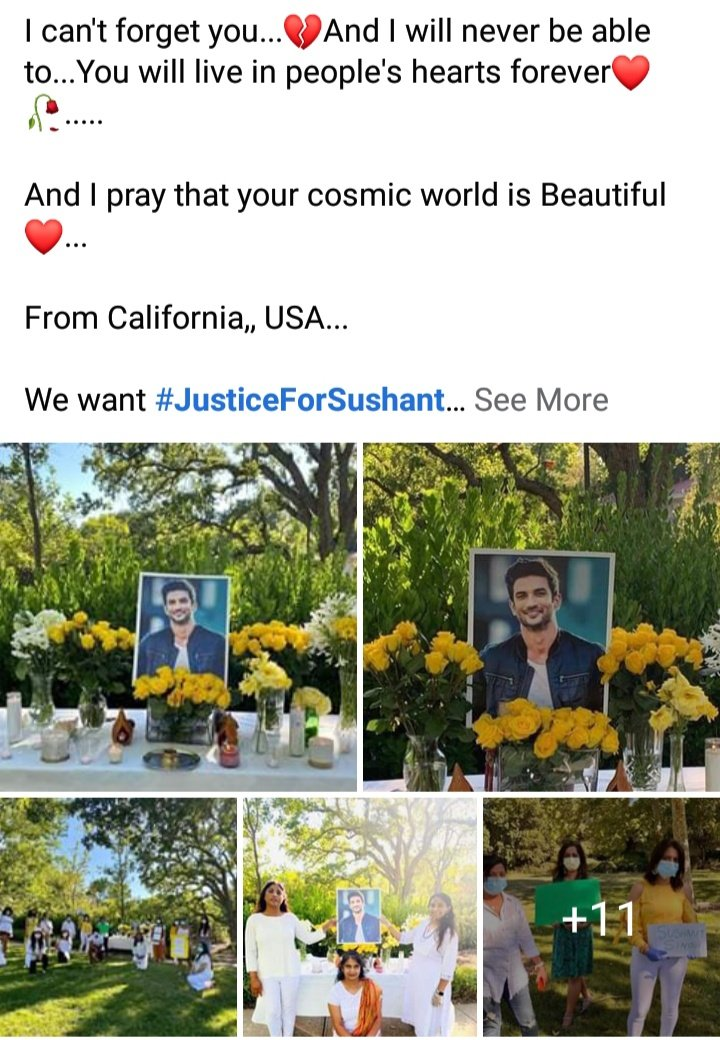Not just in India but people from all over the world want justice for sushant  #MahaCMCBIForSSR<br>http://pic.twitter.com/L5gbeRQ4uY