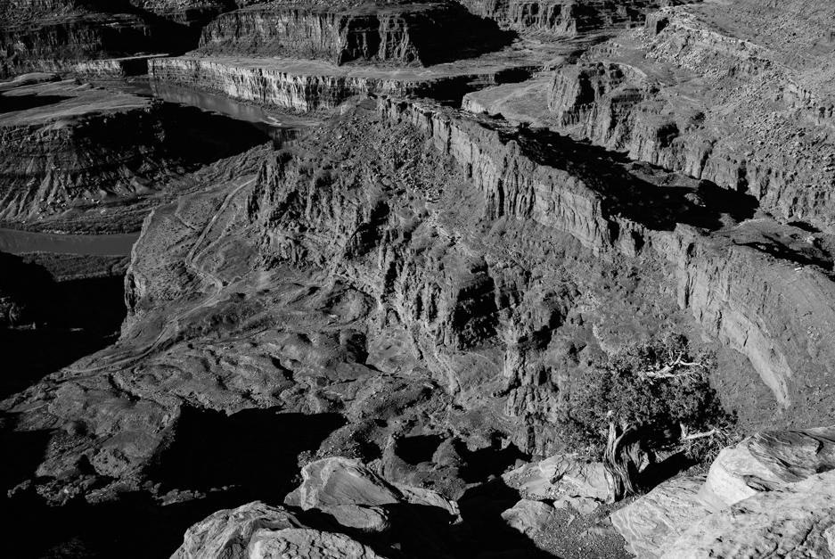 002 Canyonlands National Park Utah  #travel #blackandwhite