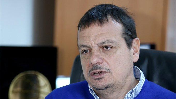 """Ergin Ataman: """"Bu yeni adımı, İtalya'da var olan yatırımlarımıza bir yenisi eklemek olarak görüyorum. Hedefimiz yeni bir heyecan yaratarak Torino Basket'in marka değerini büyütmek ve İtalya ile Türkiye arasında hem sportif hem de toplumsal bir köprü oluşturmak..."""" https://t.co/Id19W1ZfsA"""