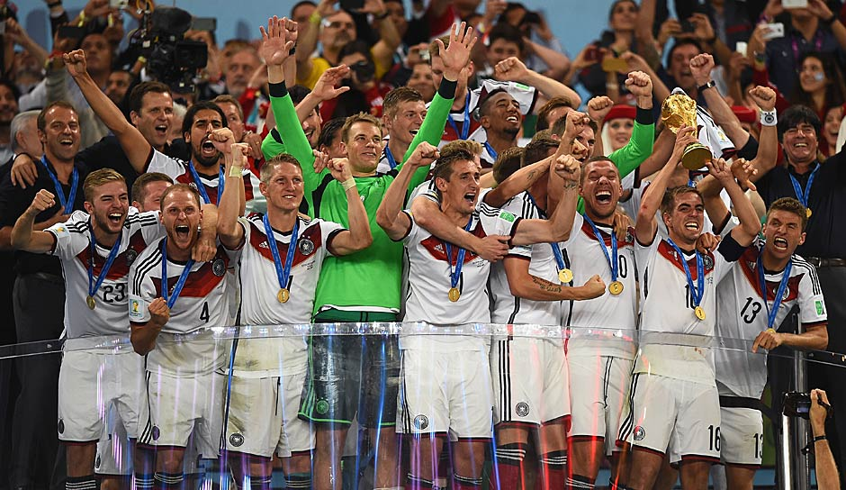 #OnThisDay #OnThisDayinfootball 6 years ago Germany won their 4World Cup pic.twitter.com/eVUfzk0Abs