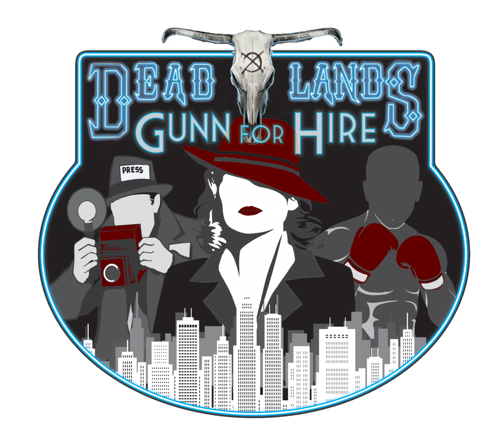 You might imagine the world of #Deadlands: #Noir to be Black & White, but when it comes to what you gotta do to get by, there's all kinds of shades of gray. New episode is out! https://t.co/bkDNg13jBX #rpg #ttrpg #tabletop #tabletopgaming #criticalrole #savageworlds #dnd #dnd5e https://t.co/ekrEsLDqVY