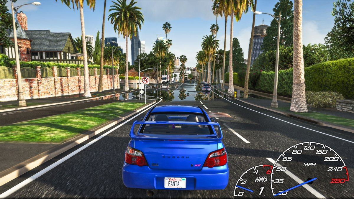 GTA 5 - Subaru Impreza WRX STi ♫ Real Sound https://youtu.be/K4rN_Z9QJ90 . #GTA5 #GTAV #Playstation5 #raytracing #GTA6 #PS5 #Forza #ForzaHorizon #NeedForSpeed #GrandTheftAuto #viral #naturalvison #NaturalVisionEvolved #Lamborghini #WRXSTI #2JZ #Impreza #Subaru #GranTurismo #FH4pic.twitter.com/RpNUepTp37