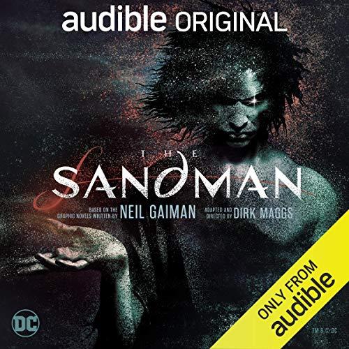 Coming this Wednesday ... @neilhimself @DirkMaggs The Sandman audio from @audibleuk  #thesandman #sandman #morpheus #sandmanaudio https://t.co/2LPf3fYPKu