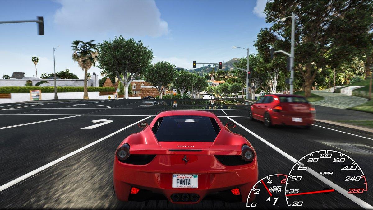 GTA 5 - Ferrari 458 Italia ♫ Real Sound https://youtu.be/sBEUM730sXw . #GTA5 #GTAV #Playstation5 #raytracing #GTA6 #PS5 #Forza #ForzaHorizon #NeedForSpeed #GrandTheftAuto #viral #naturalvison #NaturalVisionEvolved #Lamborghini #Ferrari #458Italia #Supra #Subaru #GranTurismo #FH4pic.twitter.com/5fqSGuZxoi