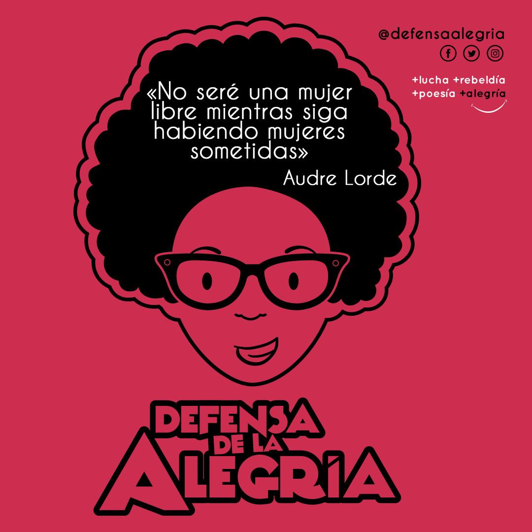 #AudreLorde Fue una escritora afroamericana, poeta, novelista, feminista, lesbiana y activista social; participó en movimientos que buscaban cambios políticos y sociales en los Estados Unidos durante la década de los #70 #80 #13Jul #AudreLorde #PoesiaFeminista #PoesiaEnCasa