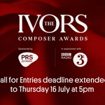 Image for the Tweet beginning: 📢 #TheIvorsComposerAwards 2020 CALL FOR